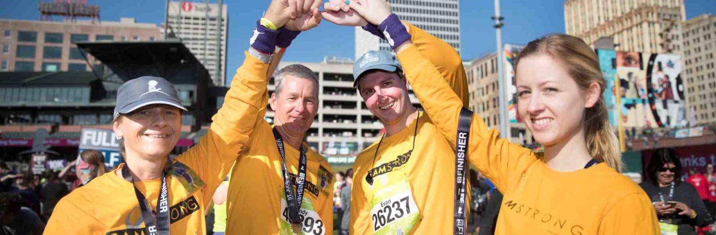 Support SamStrong at the Virtual 2020 St. Jude Memphis Marathon