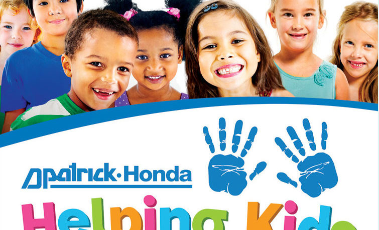 D-Patrick Honda Helping Kids Charity of the Month